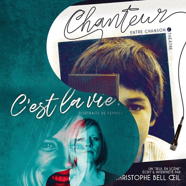 Soirée duo avec Christophe Bell Oeil à St-Georges/Loire