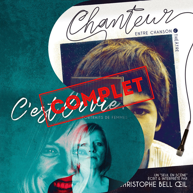 Soirée duo avec Christophe Bell Oeil à St-Saturnin/Loire