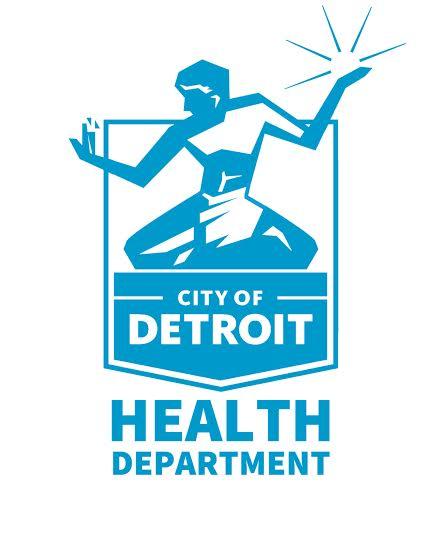 Detroit Department of Health Logo