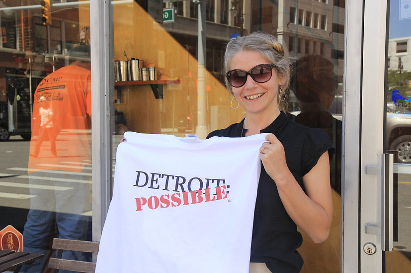 Techno DJ Ava is Detroit Possible