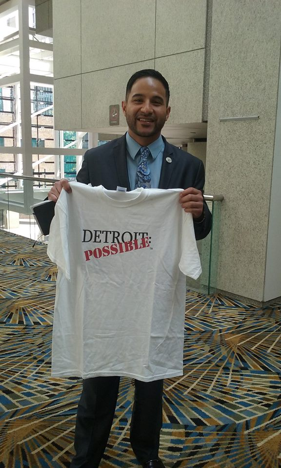 Rico Razo is #DetroitPossible