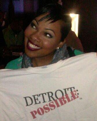 L' Renee is #DetroitPossible