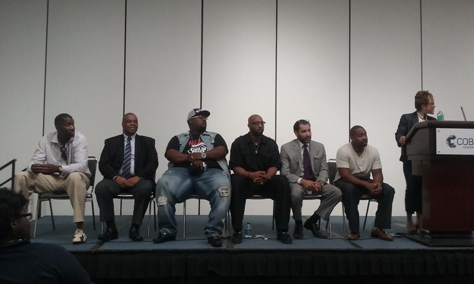Community & Youth Panel 2016