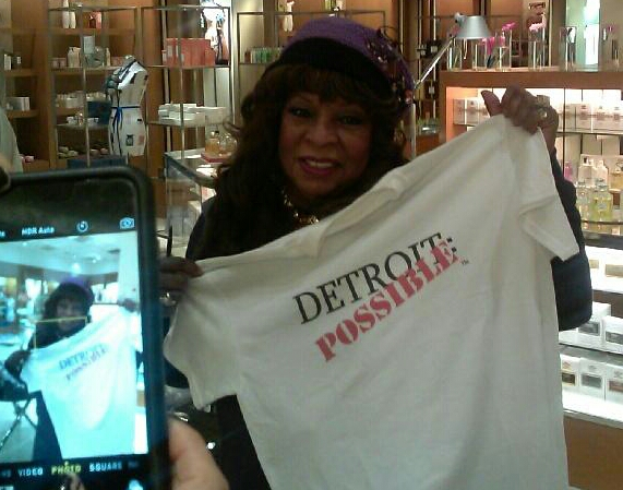 Martha Reeves is #DetroitPossible