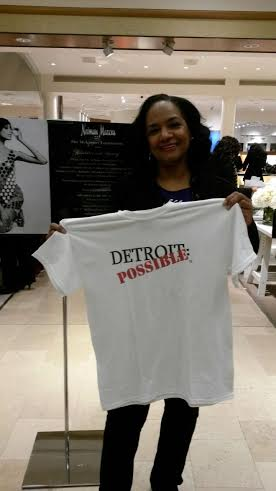 Nikki is #DetroitPossible