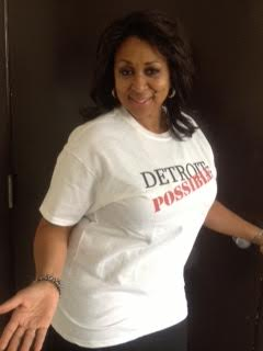 Donna Stallings is #DetroitPossible