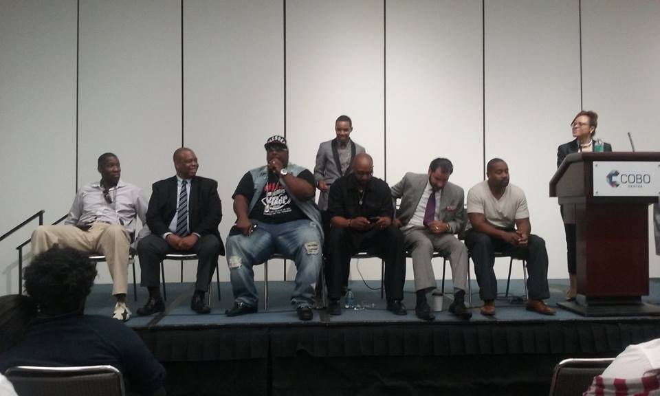 Community & Youth Panelist