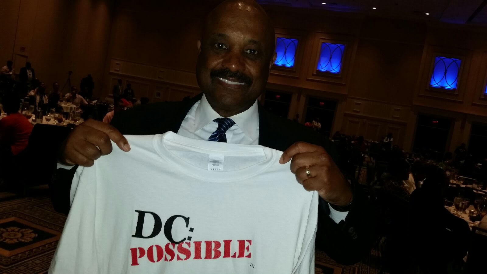 Willie Jolley is #DCPossible