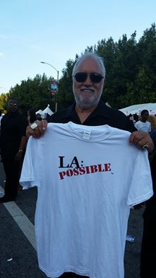 Danny Bakewell is #LAPossible