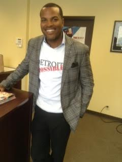 Donnell White is #DetroitPossible