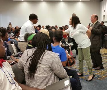 Mayor Duggan Engaging Our Youth