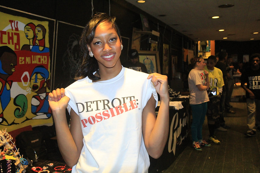 U of M Graduate Bound is Detroit Possible
