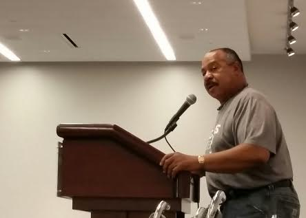 SURPRISE GUEST Willie Horton