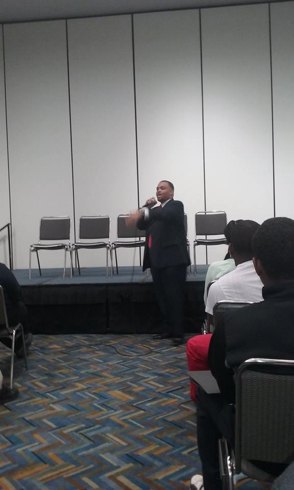 Keynote Antoine D. Jackson