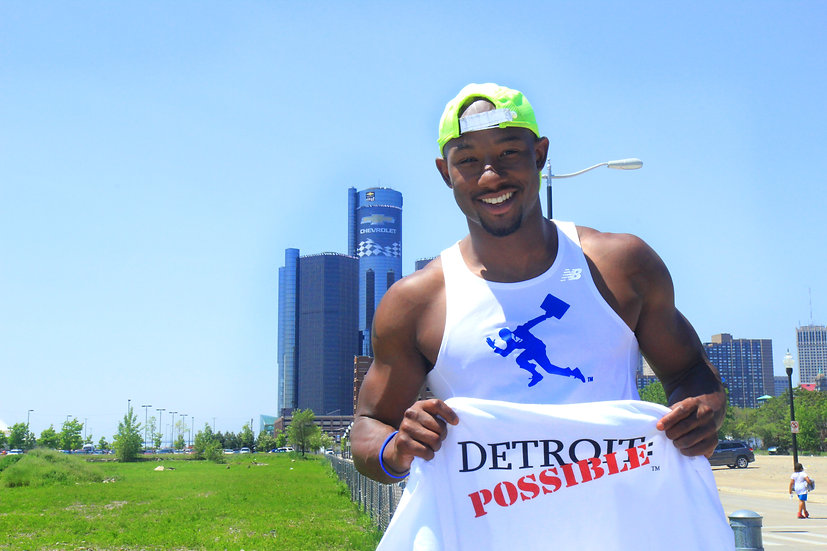 Armond of Networking Out is Detroit Possible