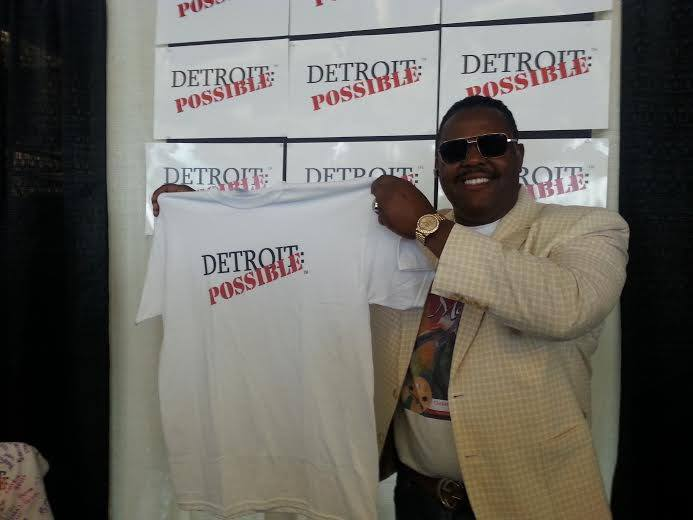 Bishop Langston is #DetroitPossible