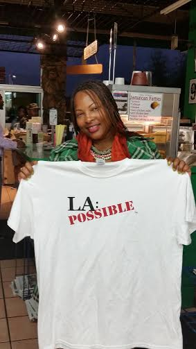 Gloria is #LAPossible
