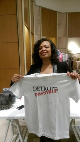 Tiah McKinney is #DetroitPossible