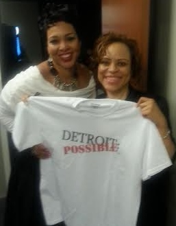 Crisette Ellis is #DetroitPossible