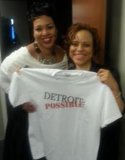 Crisette Ellis is #DetroitPossible