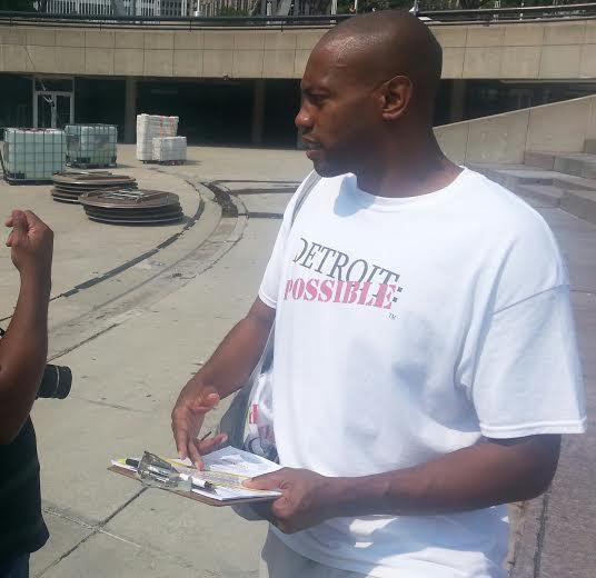 Michael Dorsey is #DetroitPossible