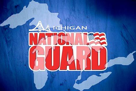 Michigan Army national Guard NEW