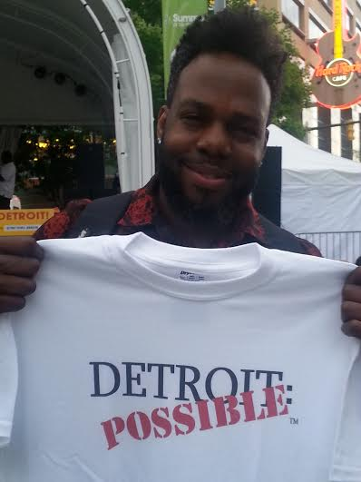 Dwele is #DetroitPossible