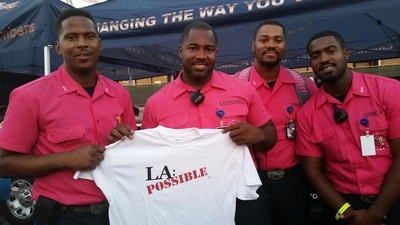 The Plumbing Guys are #LAPossible