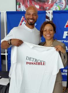 H.B. Sanders is Detroit Possible!