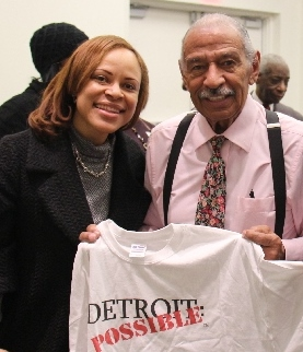 Dean Conyers is #DetroitPossible