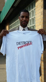 Ishmail Terry is #DetroitPossible