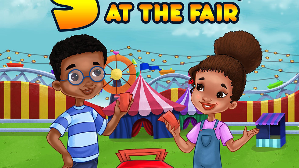 Spending at the Fair (Paperback)