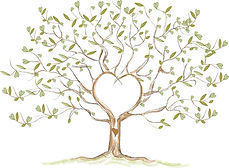 xdessin-arbre-en-forme-de-coeurs-feuille