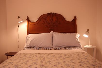 chambre plus petite avec lit double