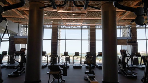 Ritz Carlton Doha Fitness Club