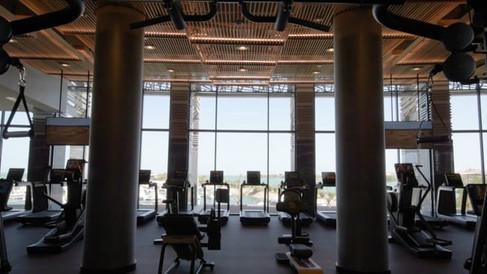 Ritz Carlton Doha Fitness Club