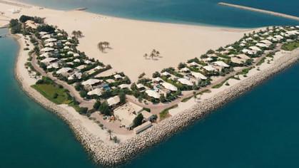 Ritz Carlton Al Hamra Beach Resort