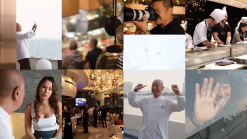Chef Nobu Doha Visit