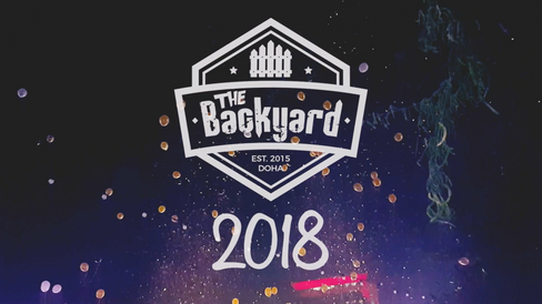 Backyard New Years Eve 2018