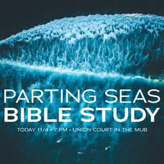 Parting Seas Bible Study