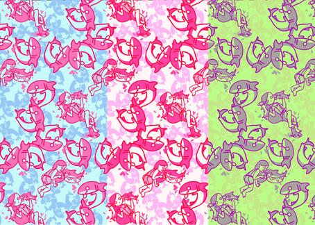 Sharkies Pattern