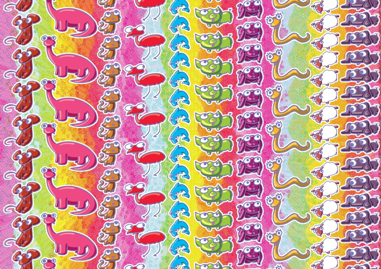 Sticker Zoo