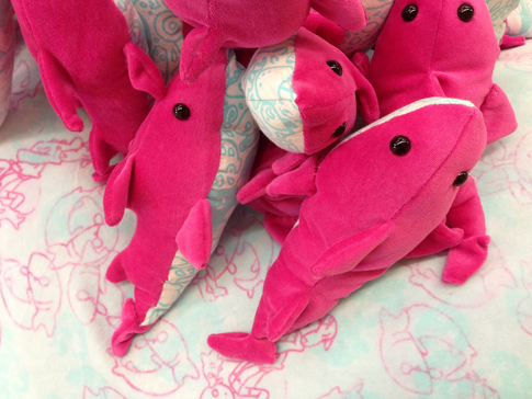 Pile of Sharkies