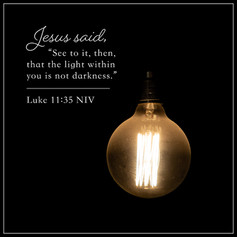 Luke 11:35