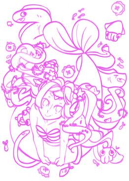 Mermaid Poppy