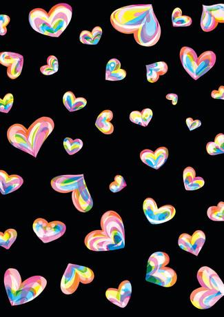 Spectrum Hearts