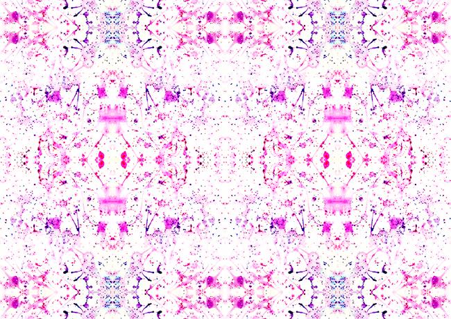 Purple BFF Pattern