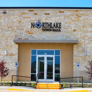 NORTHLAKE TOWN HALL