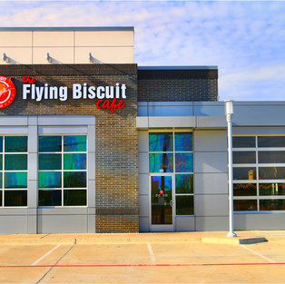 THE FLYING BISCUIT