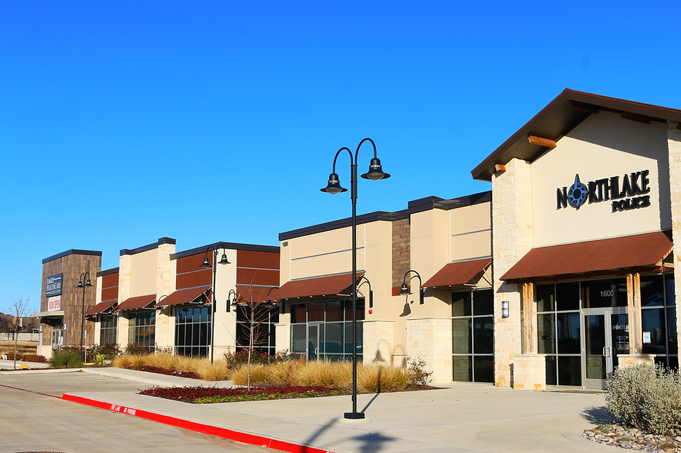 NORTHLAKE TOWN COMMONS BY HCI COMMERCIAL